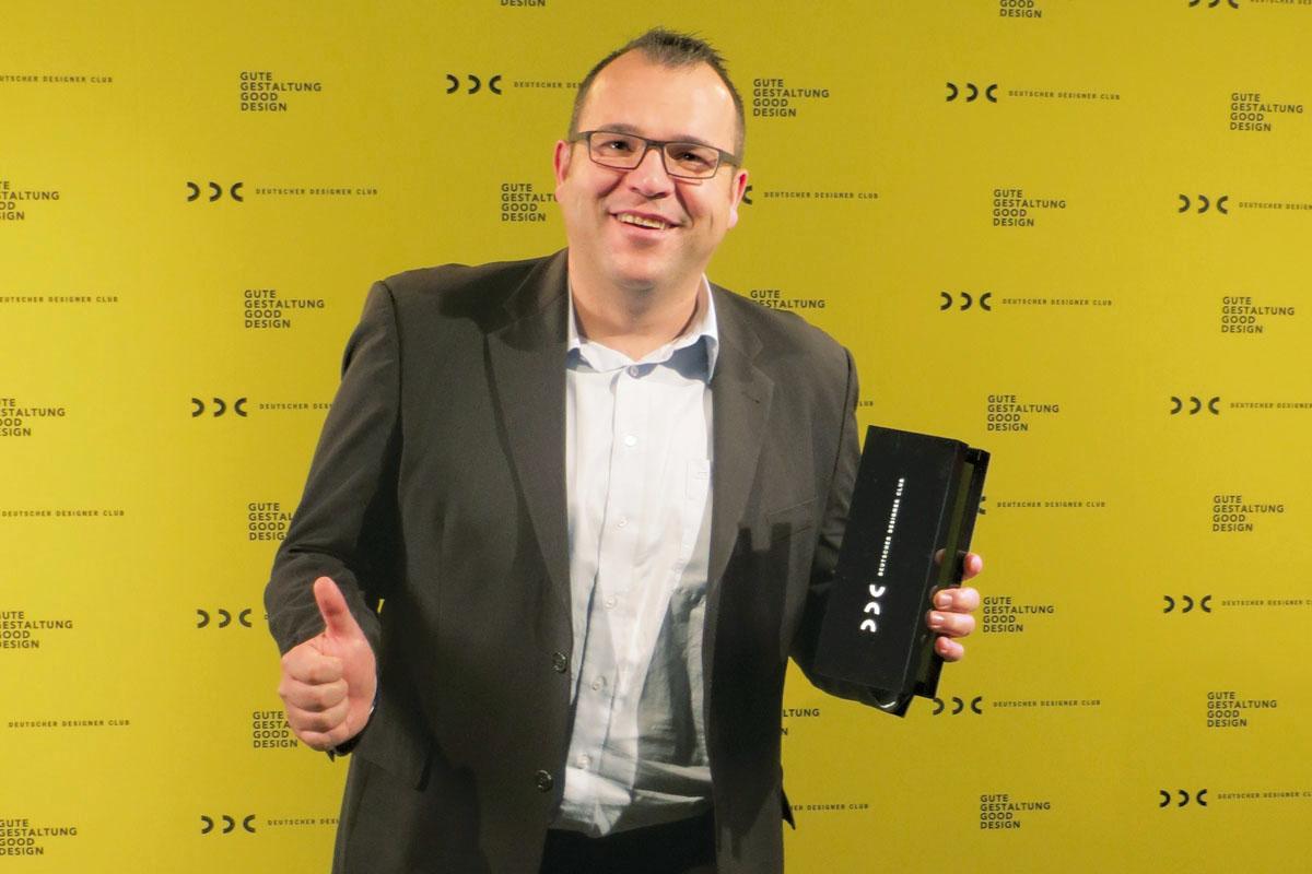 Norco finsbury commuter tasche gewinnt den ddc award 2015 for Produktdesign offenbach